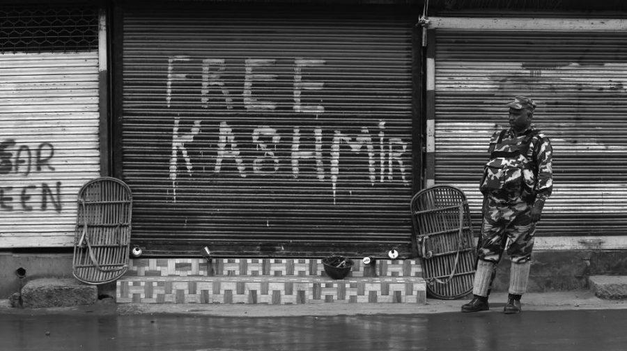 Over 80 killed in wave of Kashmir protests