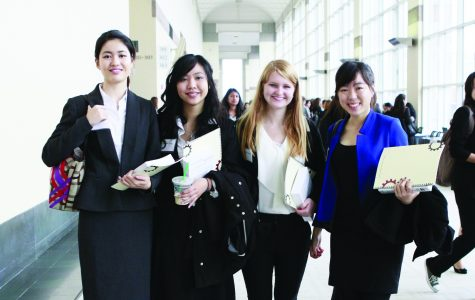 Intercollegiate Business Conference shares life and career advice