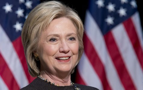 Hillary in the house? Save your apathy
