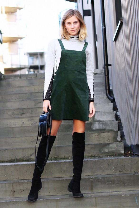 Fashion Spot: Thanksgiving outfit inspiration