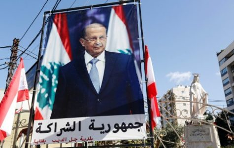 Michel Aoun elected President of Lebanon