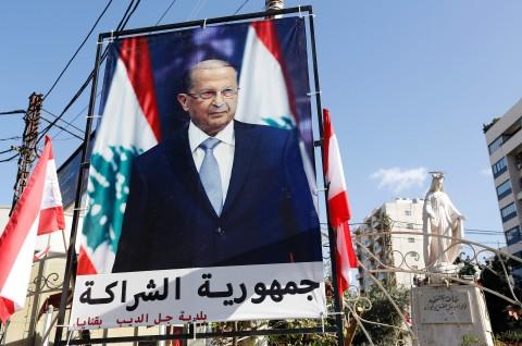 Michel Aoun elected President of Lebanon