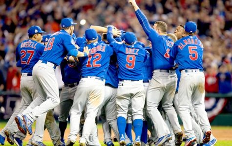 Chicago Cubs win World Series title 8-7 in suspenseful game 7