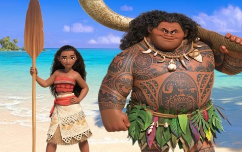 Disney's 'Moana' presents a new empowering role model to young audiences