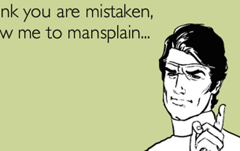 The issue with 'mansplaining' politics