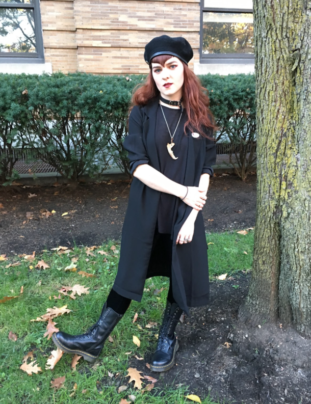 Fashion Spot: Student style on campus with Catherine Conley