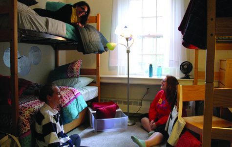 For students, forced triples may result in friends or enemies