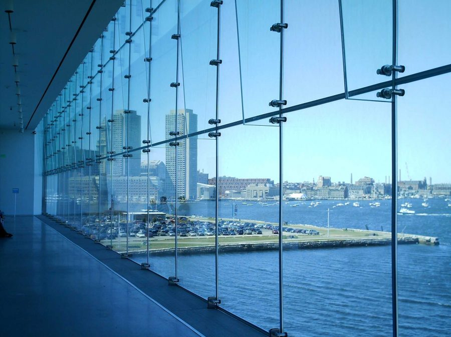 The Institute of Contemporary Art is located at 25 Harbor Shore Drive. Admission for students is $10. Visit www.icaboston.org for more information.