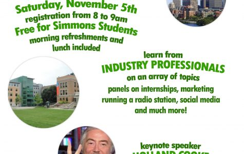 Annual broadcasting conference to be held at Simmons on Saturday