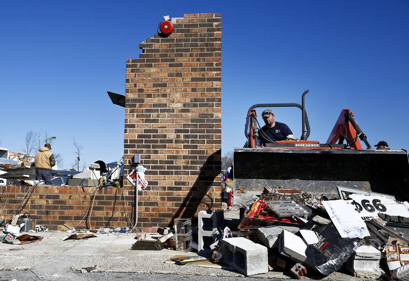 Increased number of tornadoes puzzle scientists