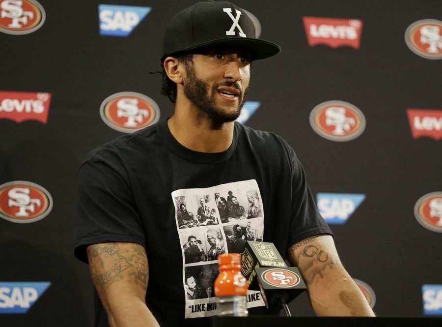 Colin Kaepernick's response to death of Fidel Castro