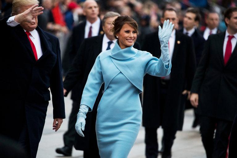 The Politics of Fashion: Michelle and Melania