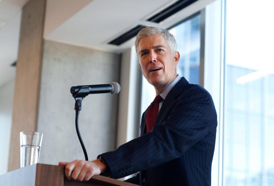 Judge Neil Gorsuch nominated for Supreme Court seat