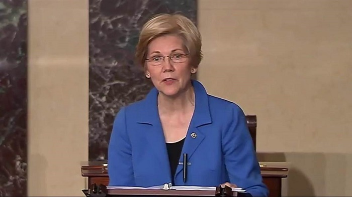 Silencing Senator Warren:  partisanship, sexism, or both?