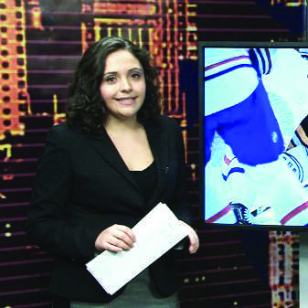 From the frontlines of broadcast journalism: Erica Moura