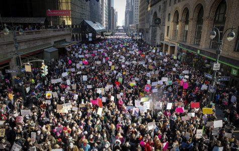 Women's March spreads around the globe