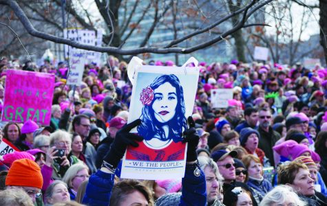 Women's March in Boston