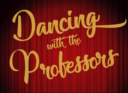 SCDC presents: 'Dancing with the Professors'