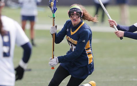 Defense leads lacrosse to 11-2 win at Albertus Magnus