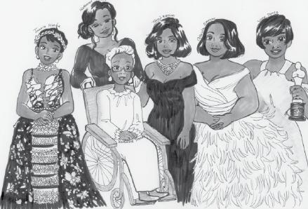 Black women make history