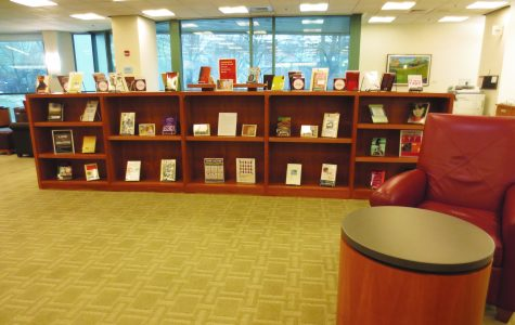 Diversions in Beatley Library