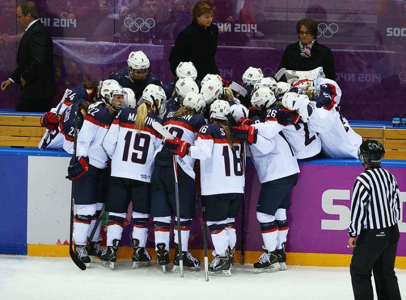 Women's national hockey team reaches agreement with USA Hockey