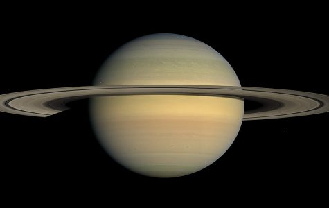 Cassini-Huygens satellite disappears into Saturn