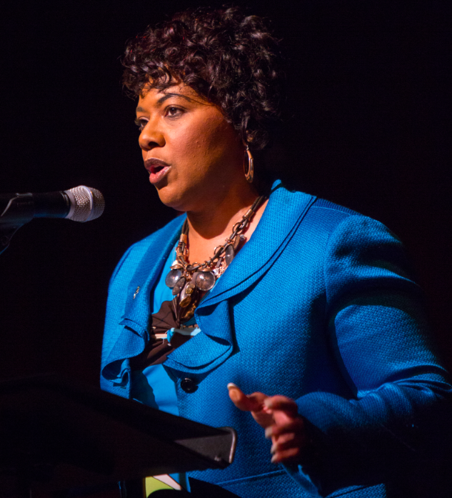 Mansplanation of the Week, directed at Bernice King