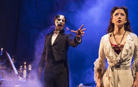 'Phantom of the Opera' arrives at the opera house