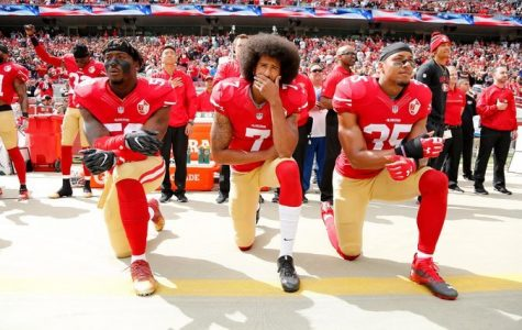 Taking a stand by taking a knee: NFL protests continue