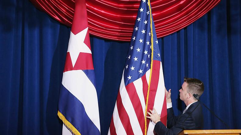 15 Cuban diplomats expelled from U.S. State Department
