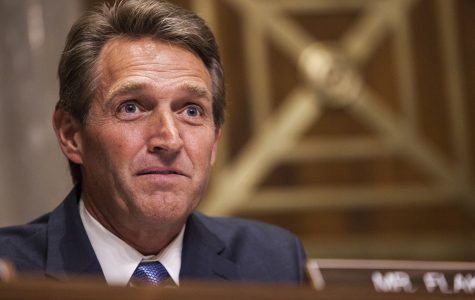 Senator Flake announces he will not seek reelection