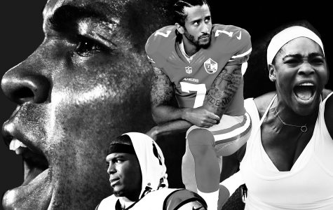 Legacy of black athletic activism