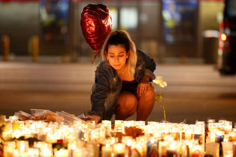 U.S. mourns victims of Las Vegas mass shooting