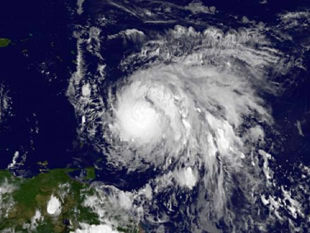 Hurricane Maria devastates the Caribbean