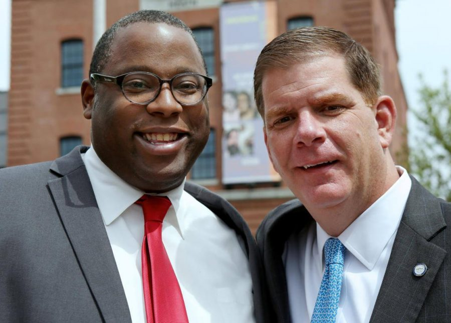 Walsh and Jackson face off in Boston mayoral election