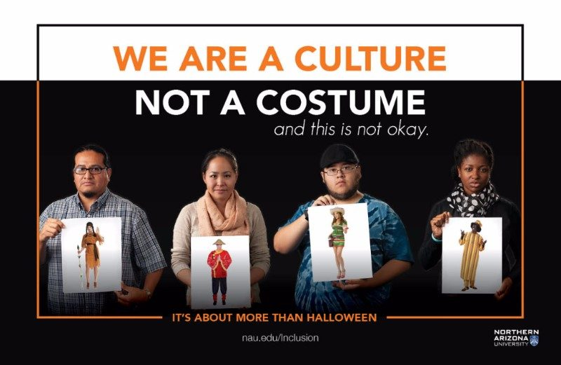 Editorial: Cultural appropriation on Halloween