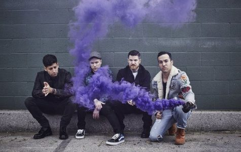 "Fall Out Boy brings ""M A  N   I    A"" to TD Garden"
