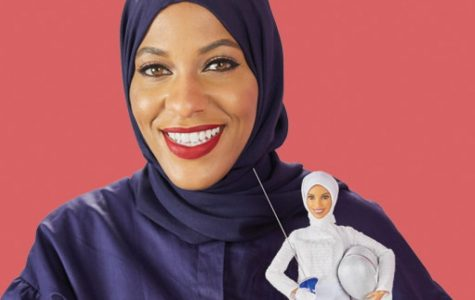 Olympian Ibtihaj Muhammad inspires the first hijab-wearing Barbie