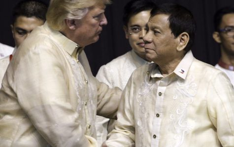 President Trump strikes up new relationships on his Asia visit