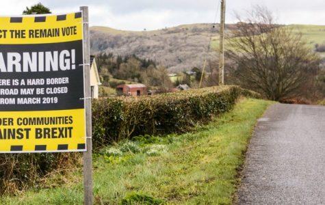 Ireland-Northern Ireland border impacts Brexit talks