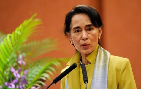 De-facto leader Suu Kyi's silence is criticized
