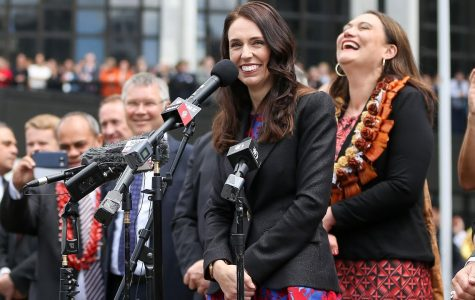 New Zealand PM is youngest female world leader