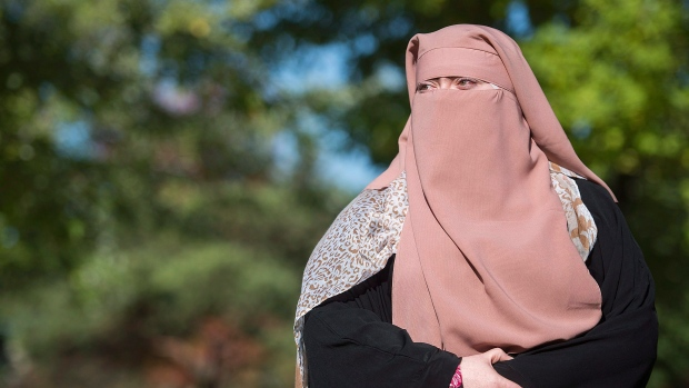 Controversy over Quebec face-covering law