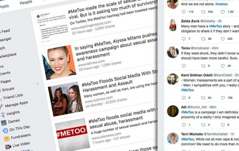 """#MeToo"" Twitter campaign spreads in scope"