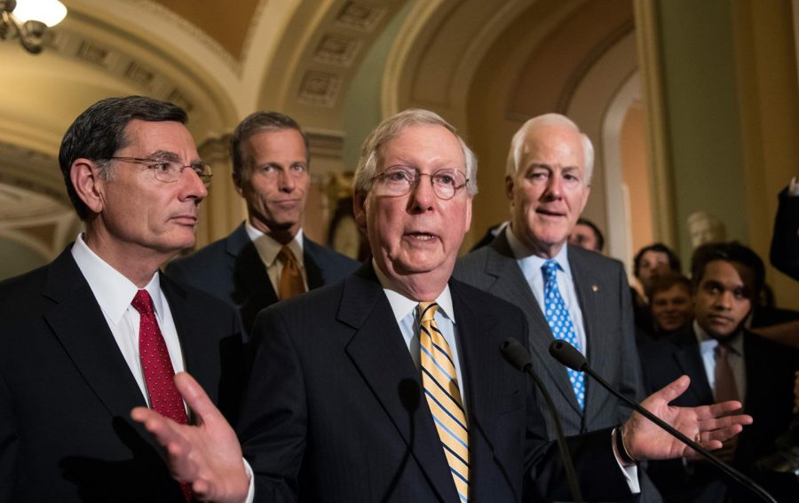 Obamacare repeal set to hit senate floor
