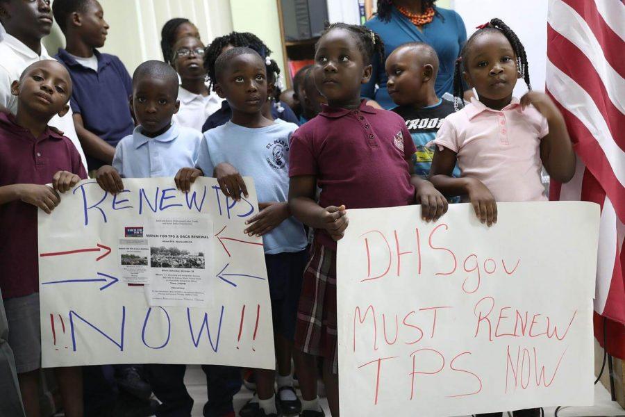 Trump terminates TPS for Nicaraguan immigrants