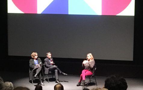 Marlee Matlin at Boston Jewish Film Festival