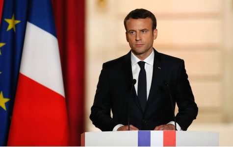 French President vows to change French-African policy