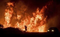Wildfires continue to ravage California